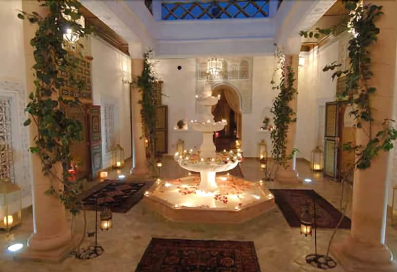 Riad Palais des Princesses, Marrakech, Lobby