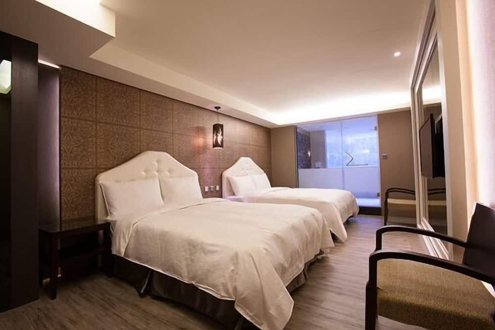Standard - neljän hengen huone - Vierashuone