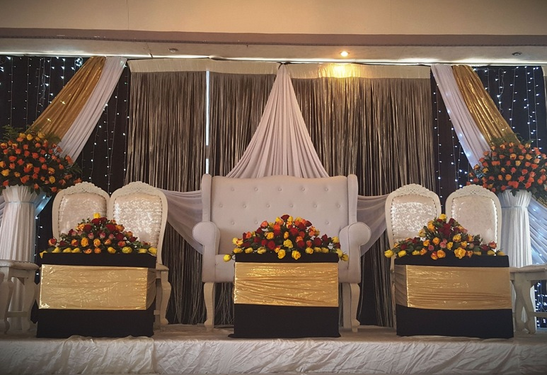 Beshale Hotel, Addis Ababa, Banquet Hall