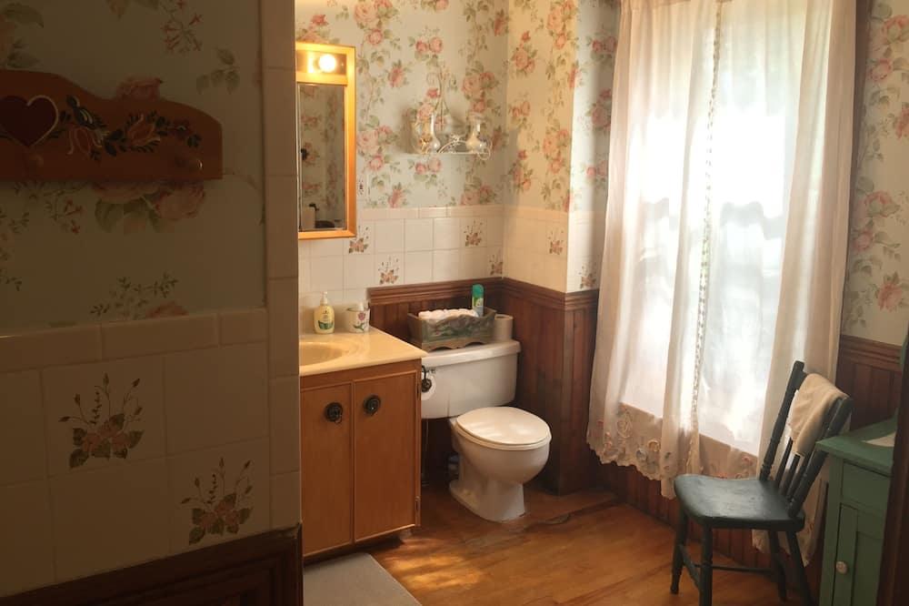 Pokój standardowy, 2 sypialnie (Maritime/Acadia Room) - Łazienka