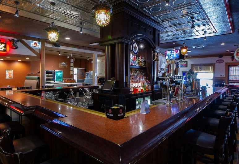 Park West Inn, Winnipeg, Bar del hotel