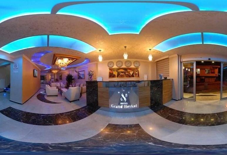 Grand Heykel Hotel, Bursa, Lobby