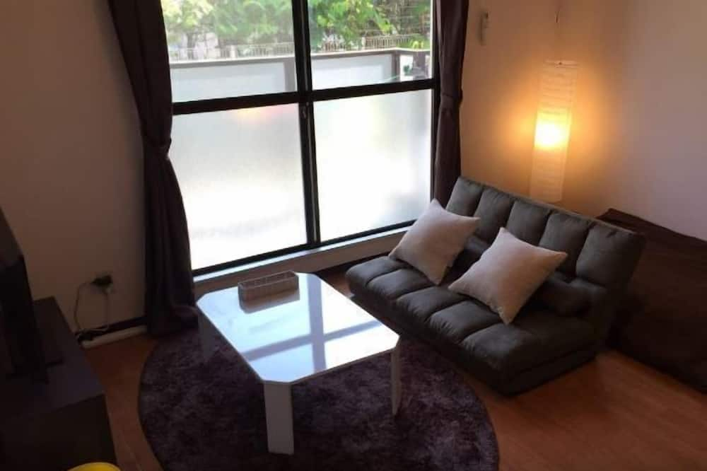 Apartment (1 Sofa Bed+4 Japanese Futons) - Wohnbereich