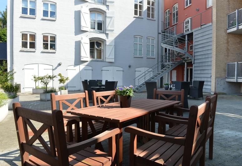 Sønderborg City Apartments, Sønderborg, Terrace/Patio