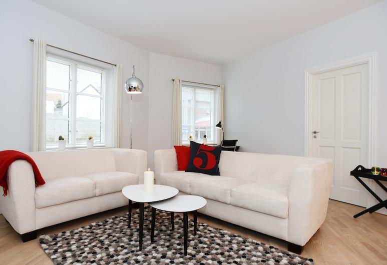 Sønderborg City Apartments, Sønderborg, Külaliskorter, 1 magamistoaga, Elutuba