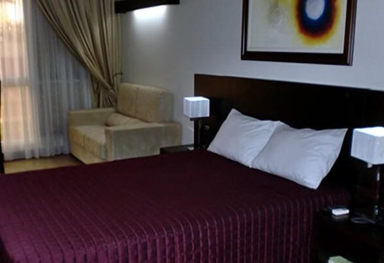 Hotel Vila Alice, Луанда, Двухместный номер с 1 двуспальной кроватью, Номер