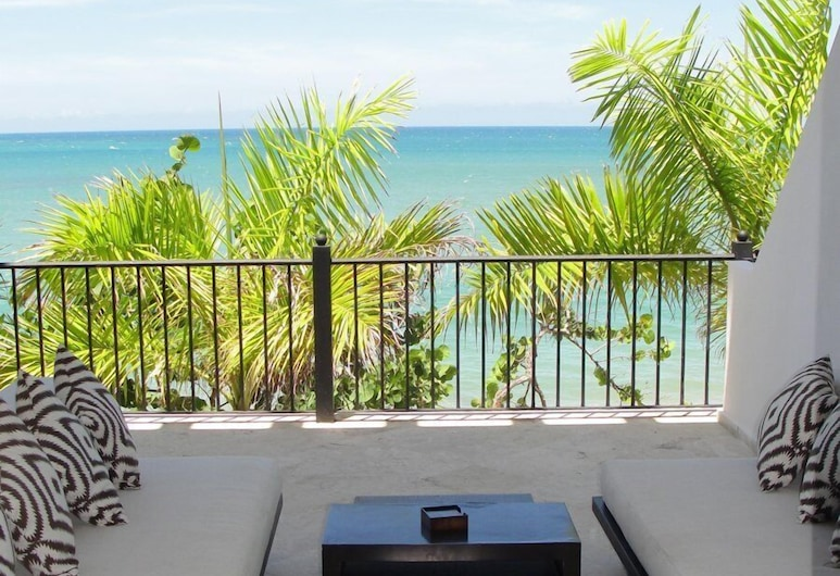 Beach Palace Cabarete, Кабарете, Балкон