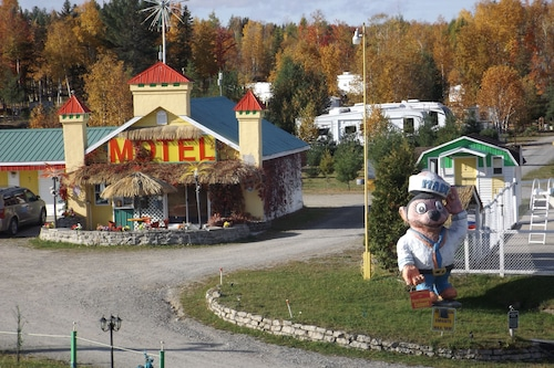 Motel-Camping