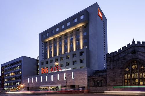 宜必思墨西哥阿拉米達飯店/