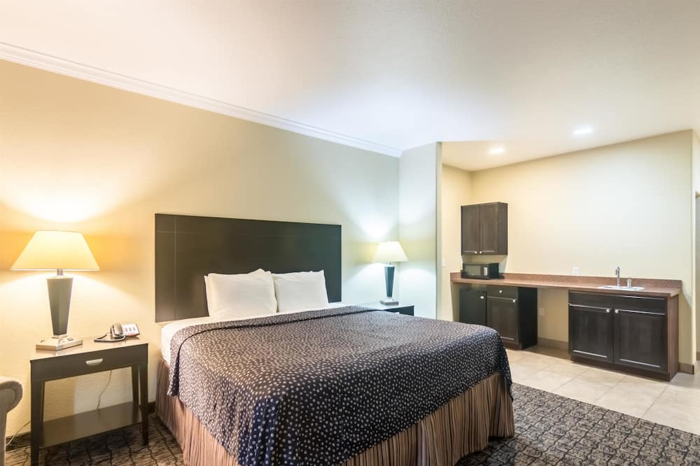 Standard Suite, 1 King Bed, Accessible, Non Smoking - Guest Room