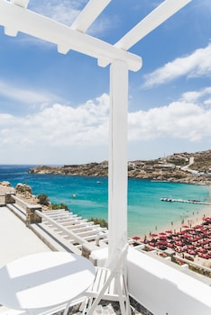 Fotografia do Super Paradise Suites em Mykonos