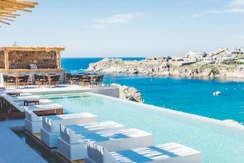 Hình ảnh Super Paradise Suites tại Mykonos