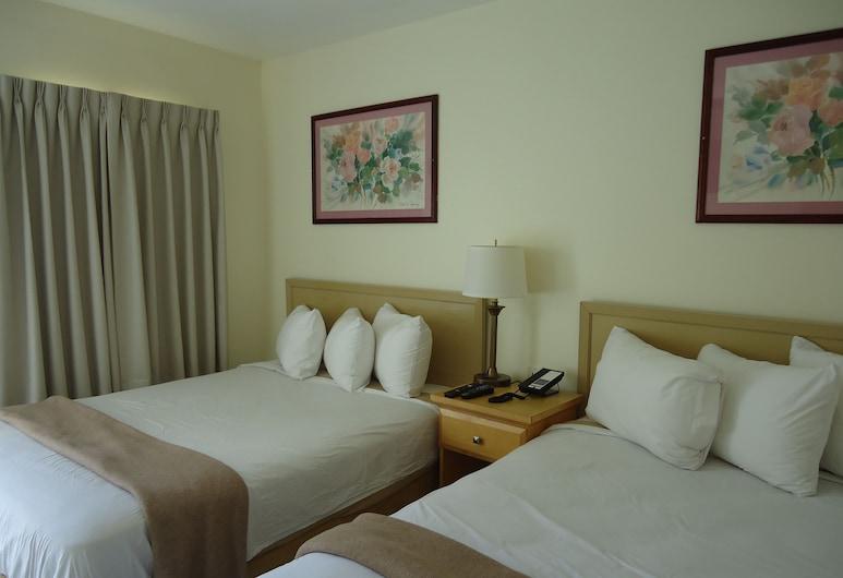 Crown Inn, Fort Lauderdale, Chambre Double, Vue depuis la chambre