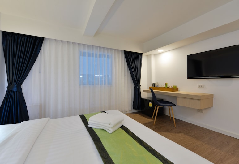 iCheck inn Sukhumvit 19, Bangkok, Guest Room