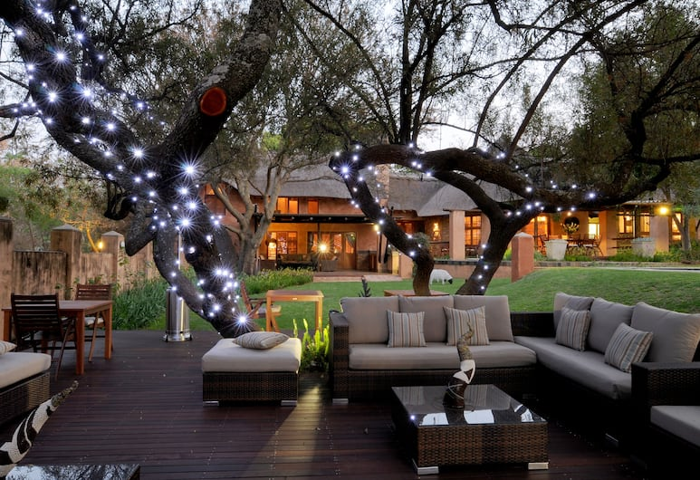 Sherewood Lodge, Pretoria, Terrace/Patio