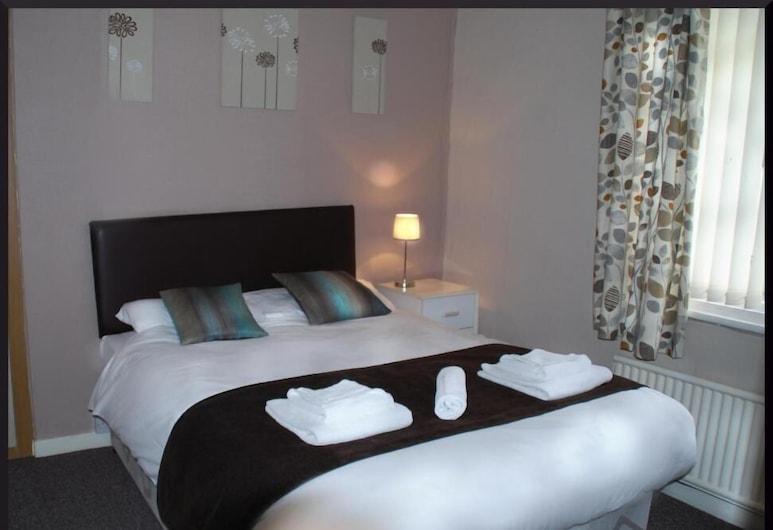 Hotel Vienna, Blackpool, Tweepersoonskamer, Kamer