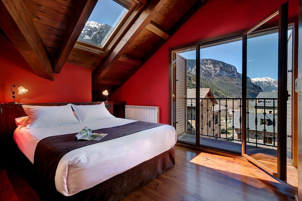 Appartement Romantique, 1 chambre - Photo principale