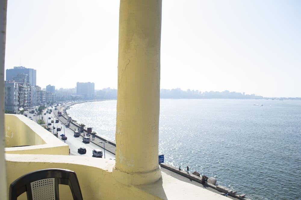 Standard Twin Room, Smoking, Sea View - Balcony
