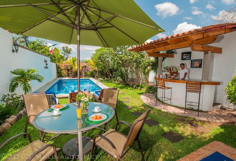 Hotel Quinta Real Las Palmas Malinalco, Malinalco, Outdoor Pool
