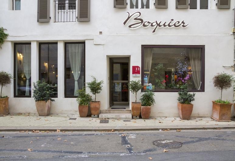 Hôtel Boquier, Avignon, Hotelfassade