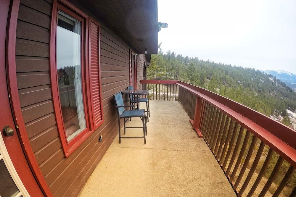 Suite, 1 kamar tidur, sudut (Main Floor) (Pet Friendly) - Balkon