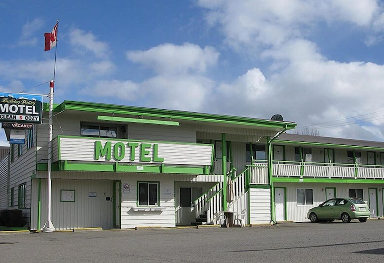 Bulkley Valley Motel, Naujasis Hazeltonas