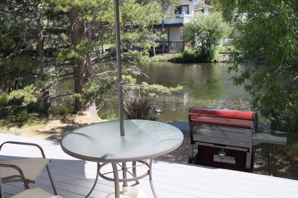 Maison, 5 chambres, vue lagon - Terrasse/Patio