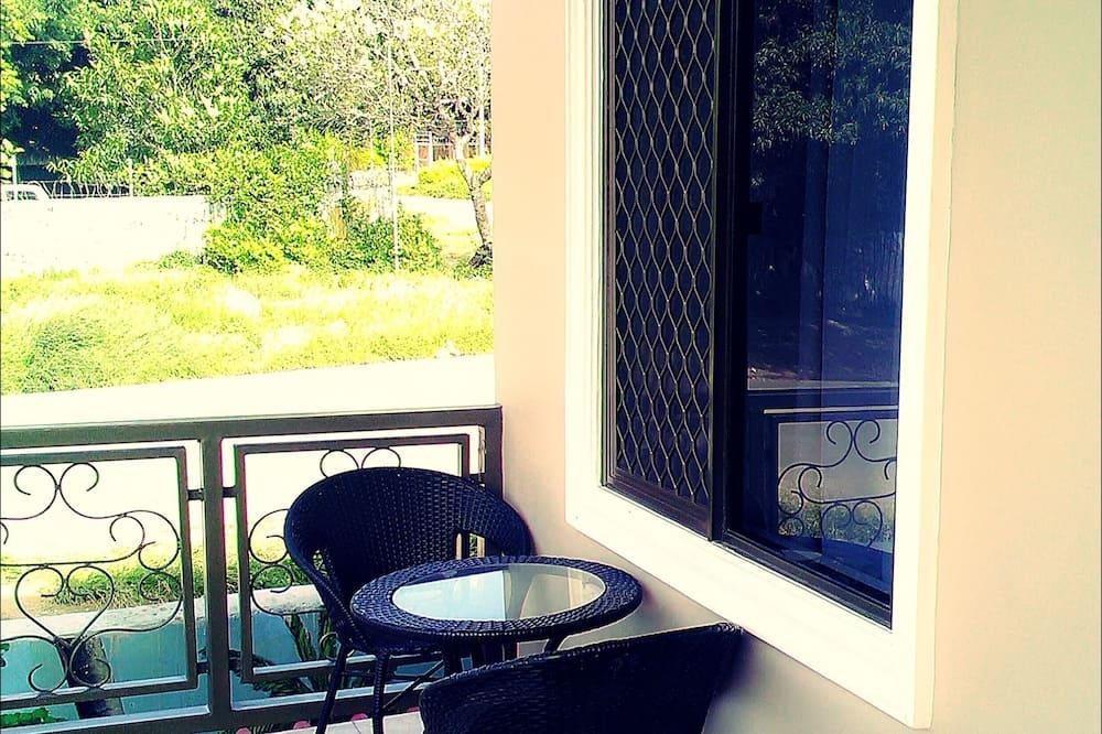 City Apartment, 1 Bedroom - Balcony