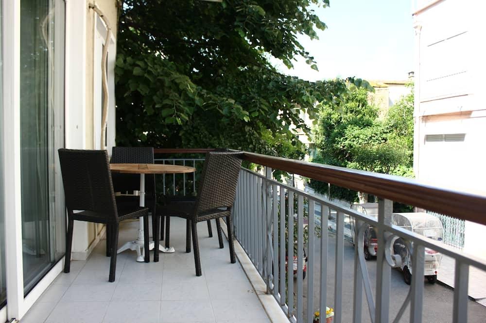 Standard Apartment, Balcony - Balcony