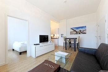 Фото Apartment Traveblick у місті Любек