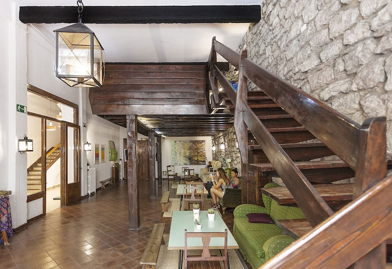 A Room in the City, San Sebastian, Sala de Estar do Lobby