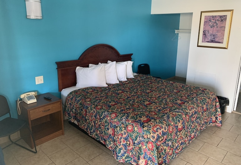 Mayo Inn, Roswell, Standard Room, 1 King Bed, Non Smoking, Guest Room