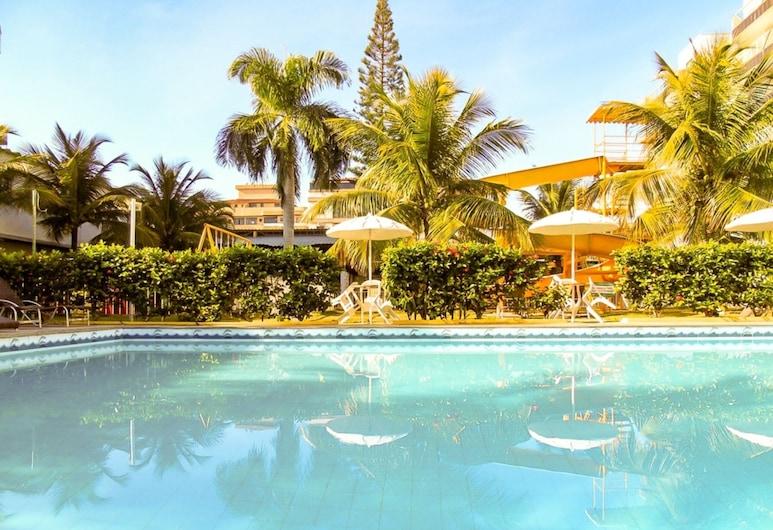 Caribe Park Hotel, Cabo Frio, Aed