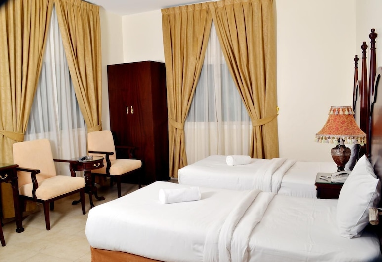 Sara Hotel Apartment, Ajman, Bilik