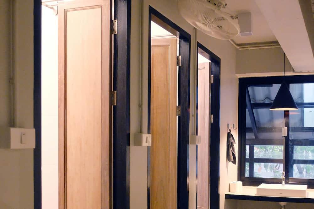 8-Mixed Dorm with Shared Bathroom - バスルーム