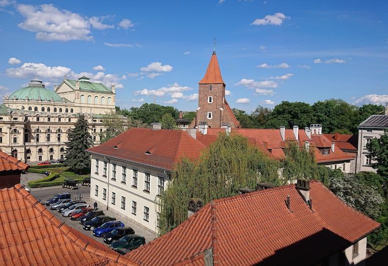 OK Apartments Old Town, Krakow, Leilighet – deluxe, 1 soverom, utsikt mot byen, tårn (25 Sw. Marka Street), Utsikt fra rommet