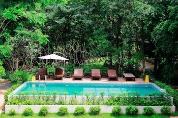 Kanchanaburi bölgesindeki The Journey House Lifestyle Boutique Hotel  resmi