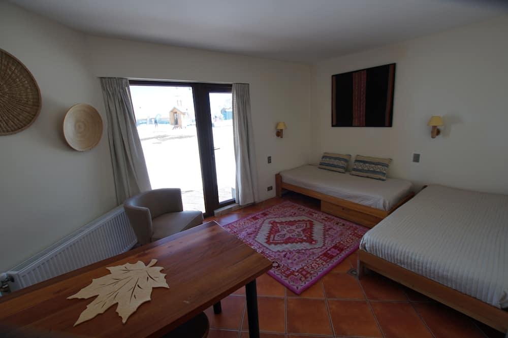 Standard lakás - Nappali rész