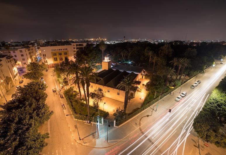 ONOMO Hotel Rabat Medina, Rabat, Dubbelrum eller tvåbäddsrum - tillgänglighetsanpassat, Utsikt från gästrum