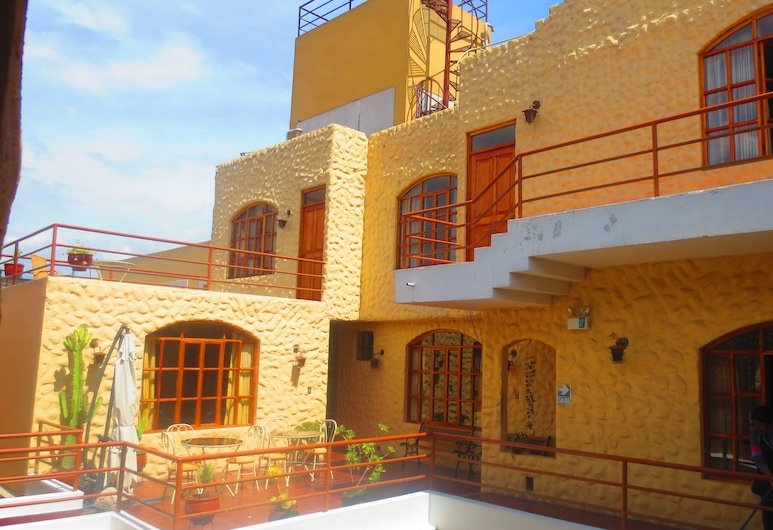 Posada de San Juan, Arequipa, Terrace/Patio