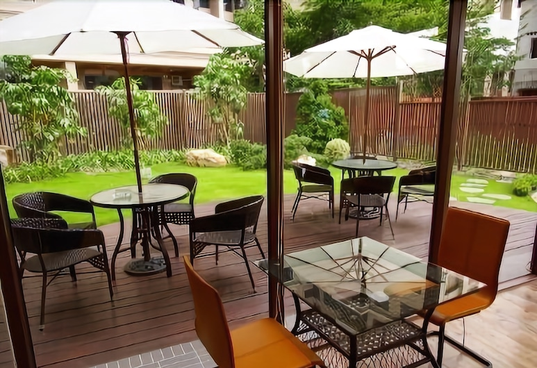 He Ti Hotel, Taichung, Terrace/Patio