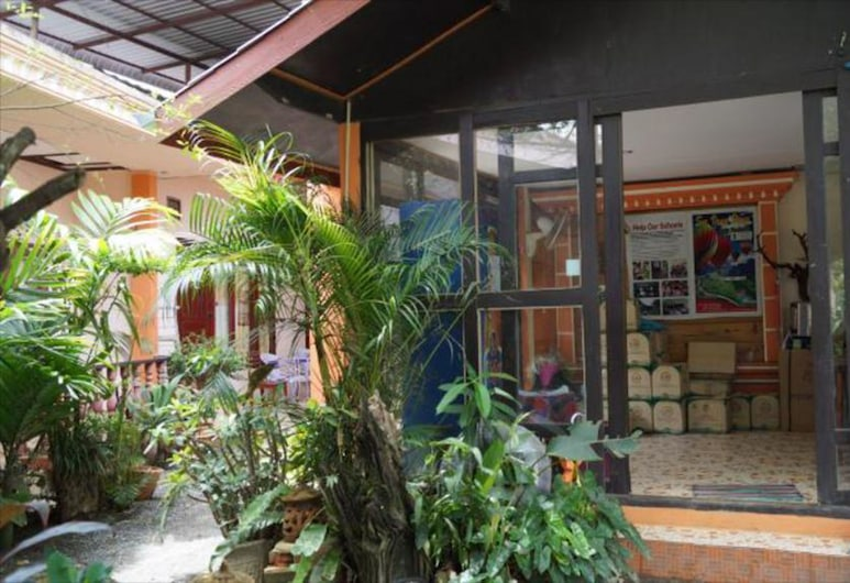 Jammee Guesthouse, Vang Vieng, Lobby