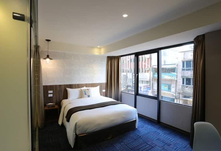方舟旅店 - 長安復興館, 台北市, 景觀雙人房, 客房景觀