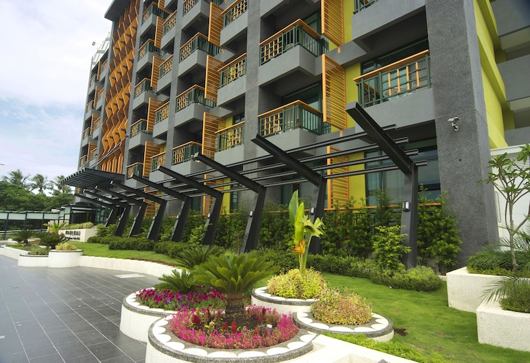 Formosan Naruwan Garden Hotel, Taitung, Otel Sahası