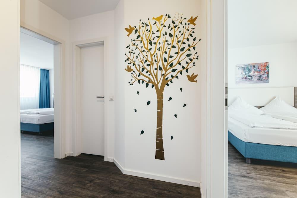 公寓, 城市景 (2 rooms) - 客廳