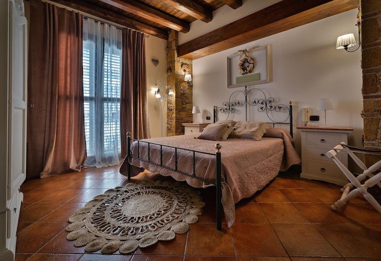 奧賽民宿, 泰拉西尼, 高級雙人房, 露台, 客房