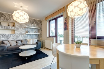 Foto van Dom & House - Apartments Aquarius in Sopot