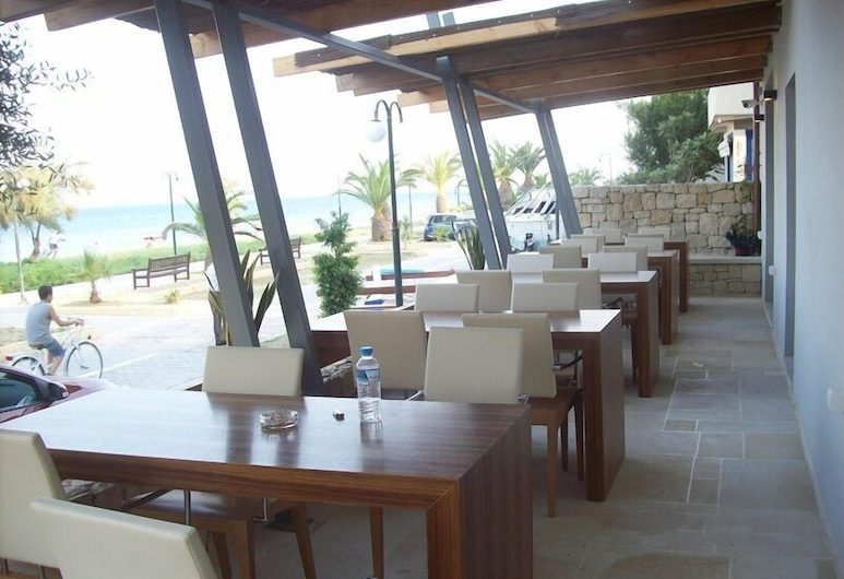 Aura Boutique Hotel, Kefalonia, Outdoor Dining