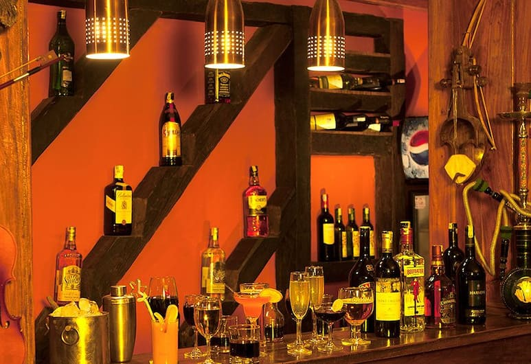 Dorji Elements, Thimphu, Hotel Bar