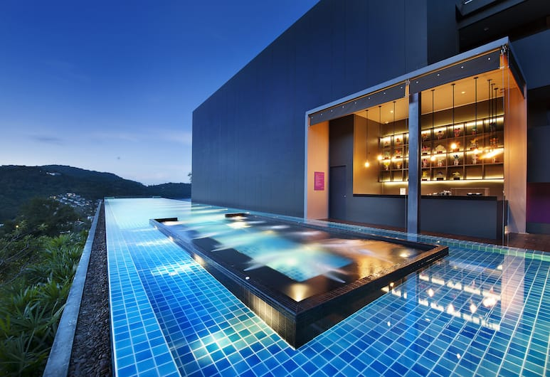 Nook Dee Boutique Resort, Kata Beach by Andacura, Karon, Outdoor Pool